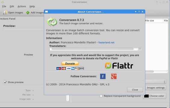 Converseen 0.7.3