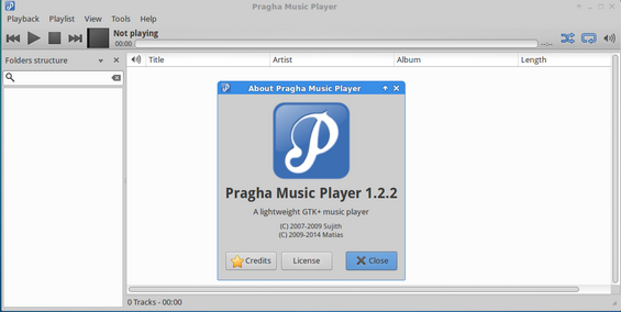 Pragha 1.2.2