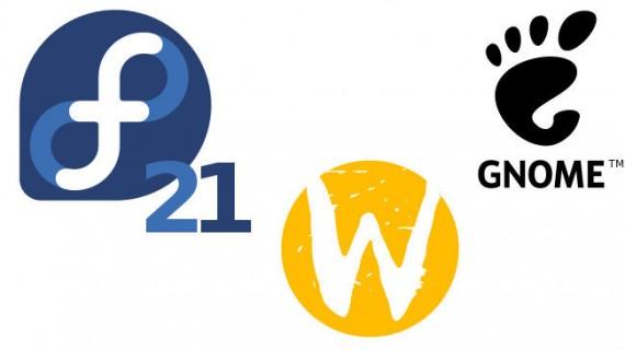 Wayland For Fedora 21