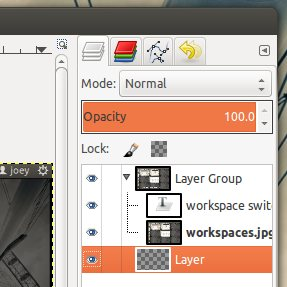 GIMP 2.8.12