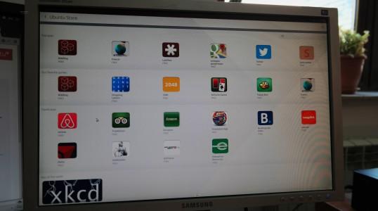 视频演示 Ubuntu 16.04 – Unity 8 – Mir