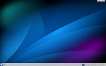 Kubuntu 14.10 Beta 1, 添加了Plasma 5预览选项