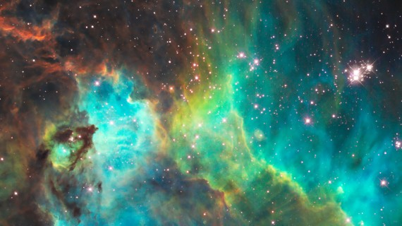 Star Cluster NGC 2074