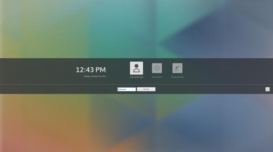 Kubuntu 14.10 Plasma 5 高清截图