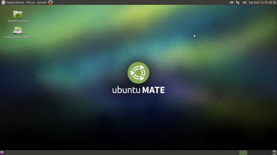 Ubuntu mate 14.04 desktop