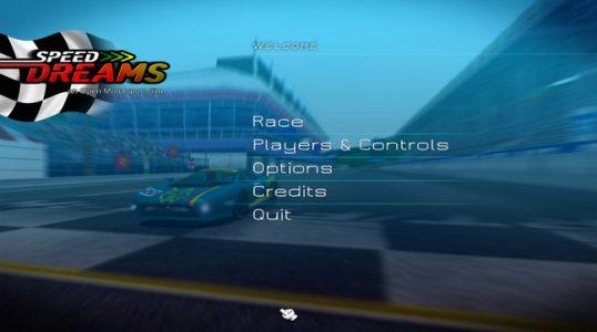 ubuntu 用户如何安装赛车游戏 Speed Dreams 2.1