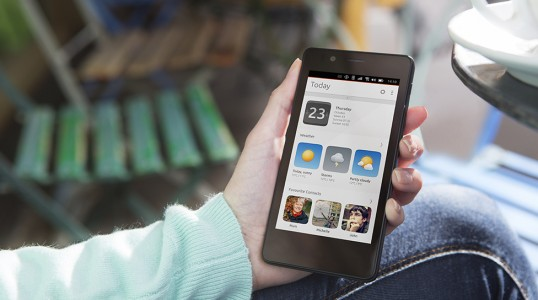 BQ第二款 Ubuntu 手机 Aquarius E4.5/E5 全球开卖