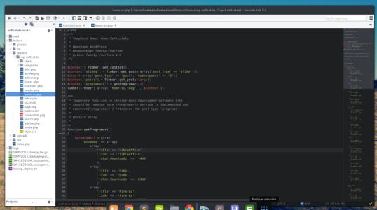 通过 PPA 安装 Komodo 编辑器