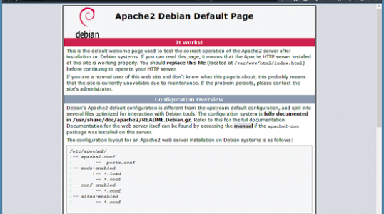 Debian 8 Jessie 安装 LAMP 服务器教程