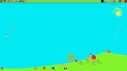 PicarOS – 一款基于 Debian 的学龄儿童系统