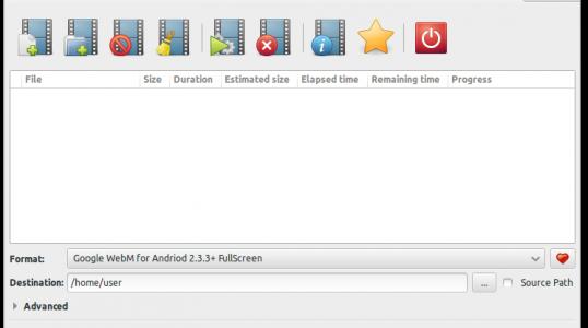 多媒体转换工具 Curlew 2.0 Beta