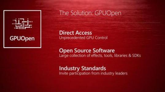 AMD显卡驱动将开源