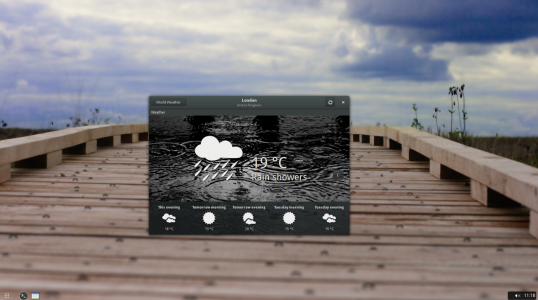 Solus_Linux_Weather
