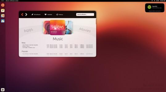 还记得Ubuntu上的Unity8吗?UBports将其重命名为Lomiri