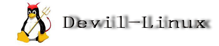 Devil-Linux 1.8.0 RC1 发布Devil-Linux 1.8.0 RC1 发布