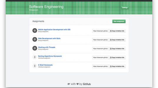 另类在线编程Classroom for Github另类在线编程Classroom for Github