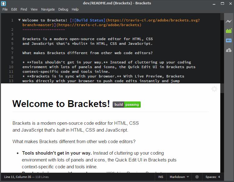 Linux下9个Markdown编辑器Linux下9个Markdown编辑器