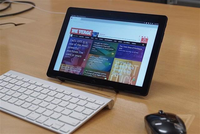 Canonical展示全新Ubuntu平板 可变身为PC