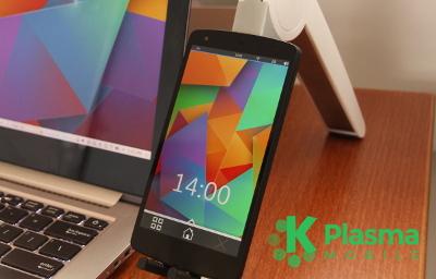 【视频】KDE Plasma 移动原型机