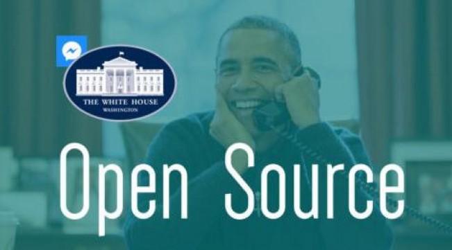 白宫聊天机器人开源啦!白宫聊天机器人开源啦!