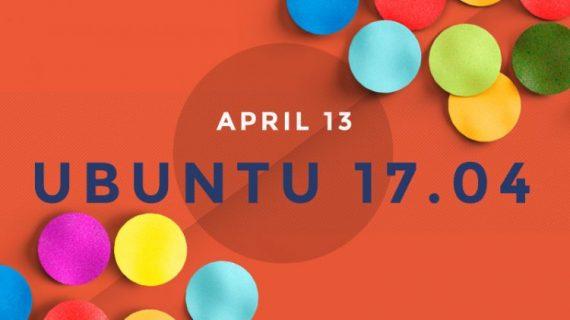 Ubuntu 17.04 Zesty Zapus 发布日程公布啦!Ubuntu 17.04 Zesty Zapus 发布日程公布啦!