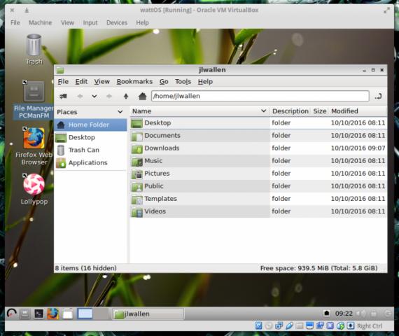 WattOS:小排量的 Linux 发行版WattOS:小排量的 Linux 发行版