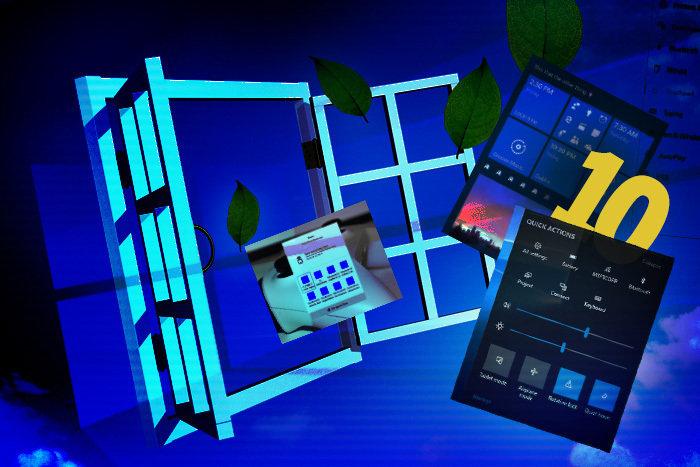 Windows 10将在4月升级的十个新界面特性Windows 10将在4月升级的十个新界面特性