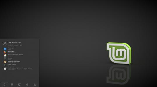 "Linux Mint 18.1 ""Serena"" KDE 已经发布"