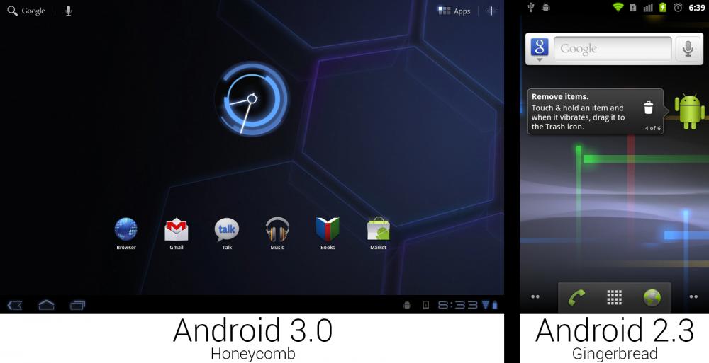 安卓 3.0 蜂巢—平板和设计复兴安卓 3.0 蜂巢—平板和设计复兴