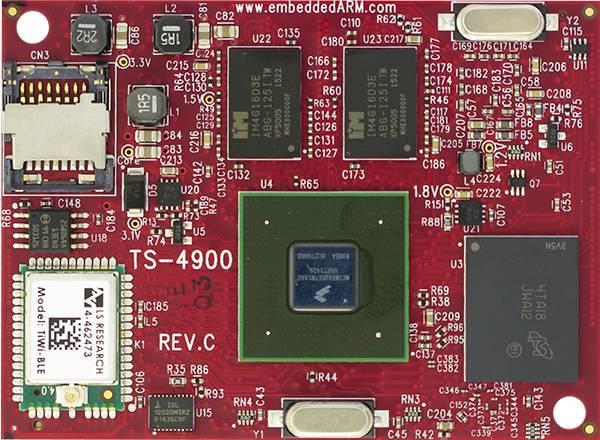 碉堡了Ubuntu Core Linux支持 TS-4900 物联网开发板碉堡了Ubuntu Core Linux支持 TS-4900 物联网开发板