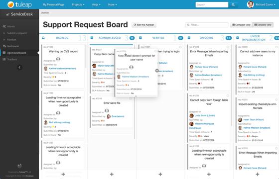 Tuleap ,一个用于软件项目管理的平台Tuleap ,一个用于软件项目管理的平台