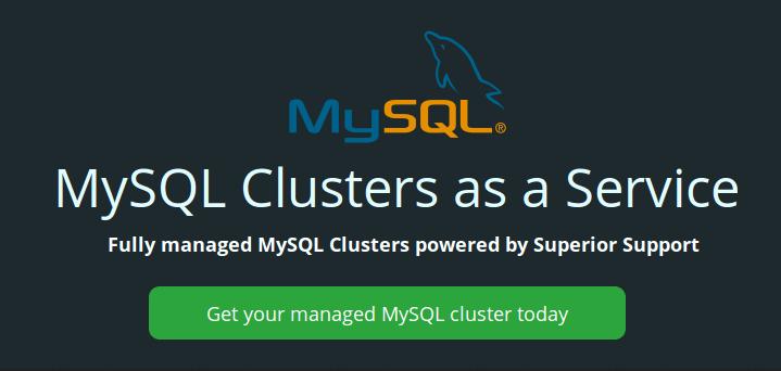 MySQLcluster 提供高可用MySQL 集群服务MySQLcluster 提供高可用MySQL 集群服务