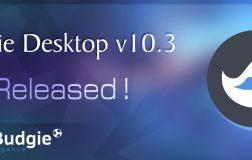Budgie 10.3发布-如何在Ubuntu上安装