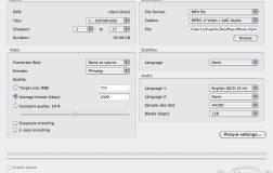 视频转换软件HandBrake 1.0.3已经发布