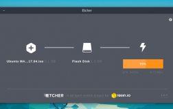 如何在Ubuntu上安装Etcher-开源USB刻录机工具