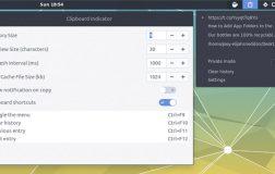 GNOME剪贴板管理器扩展 一个简单直观的GNOME剪贴板管理器