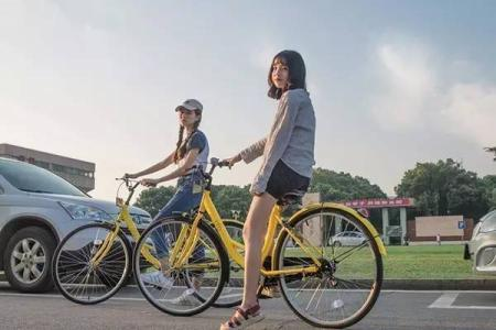 共享单车的影响与问题共享单车的影响与问题