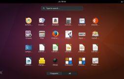视频演示 Ubuntu 17.10(Artful Aardvark) 首个Alpha版本