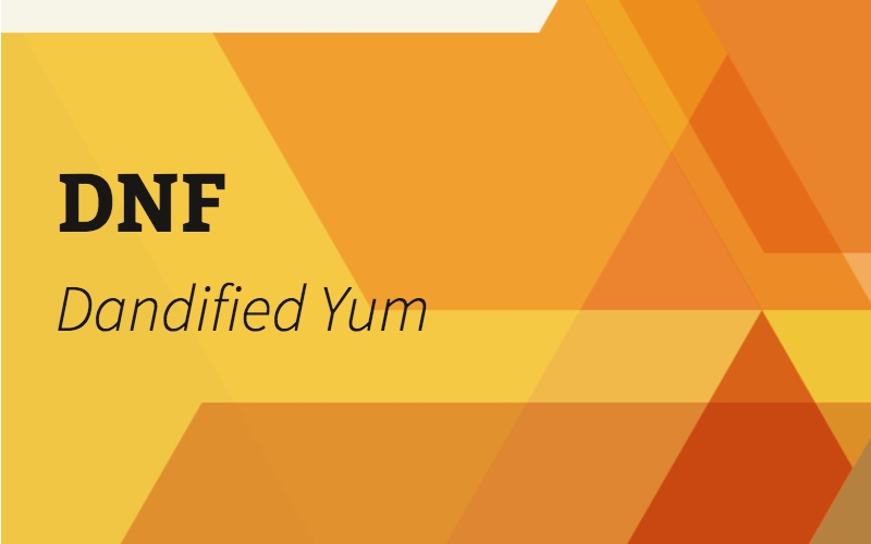 一两年后,Fedora 的 Yum 将会消失?一两年后,Fedora 的 Yum 将会消失?