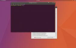 Ubuntu 17.10 Ambiance主题会话视频演示