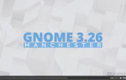 功能演示 Gnome 3.26