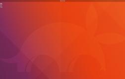 Ubuntu 17.10 Beta 2 发布-看看有什么新东东