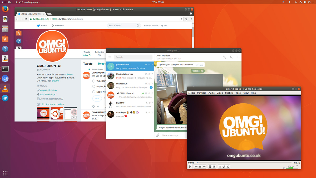 After installing Ubuntu 17 10 to do 10 things_China IT News
