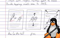 Write一款梦幻般的Linux手机笔记应用程序