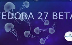 Fedora 27 视频演示