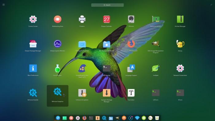 Deepin桌面版更新:基于最新Ubuntu 17.10Deepin桌面版更新:基于最新Ubuntu 17.10