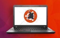 Ubuntu 17.10将在1月11日重新发布,将不会再有砖头笔记本电脑