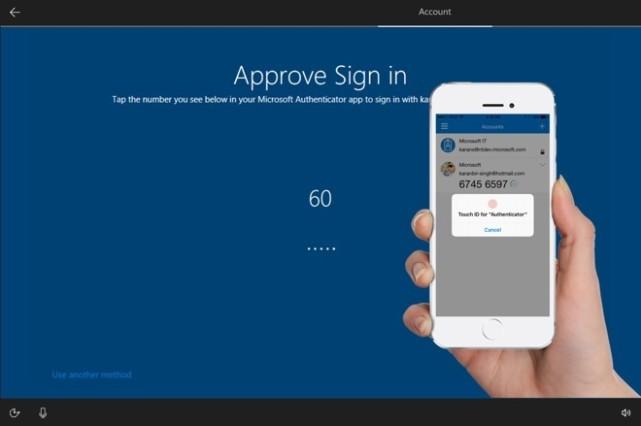 新技能:微软将支持用手机解锁电脑新技能:微软将支持用手机解锁电脑