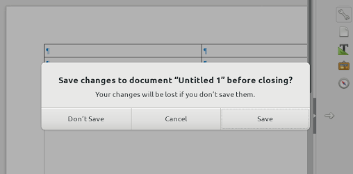 新版LibreOffice将在 Linux 上使用 GTK 对话框新版LibreOffice将在 Linux 上使用 GTK 对话框