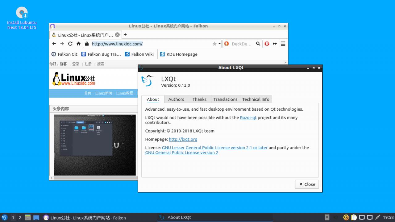 Lubuntu Next 18.10将默认采用CalamaresLubuntu Next 18.10将默认采用Calamares